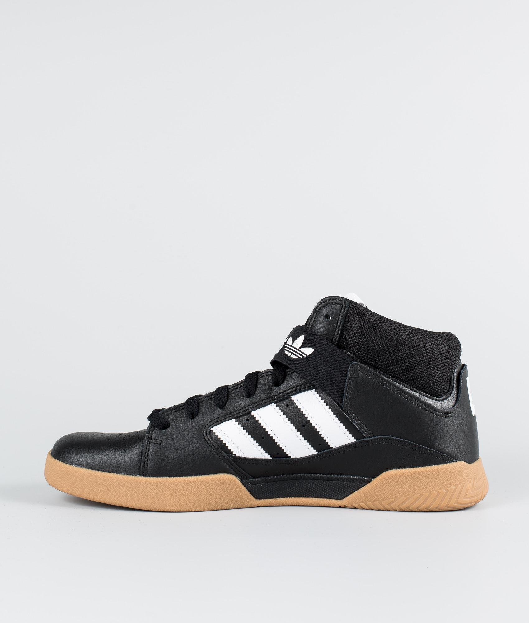 95adb2b6619f Adidas Skateboarding Vrx Mid Shoes Core Black Ftwr White Gum4 ...