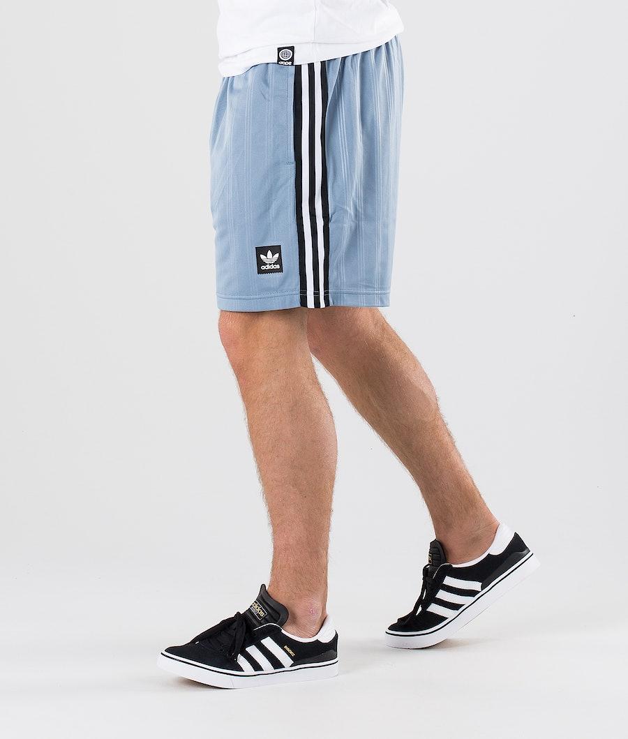 Adidas Skateboarding Clatsop Shorts Raw Grey S18/Black/White