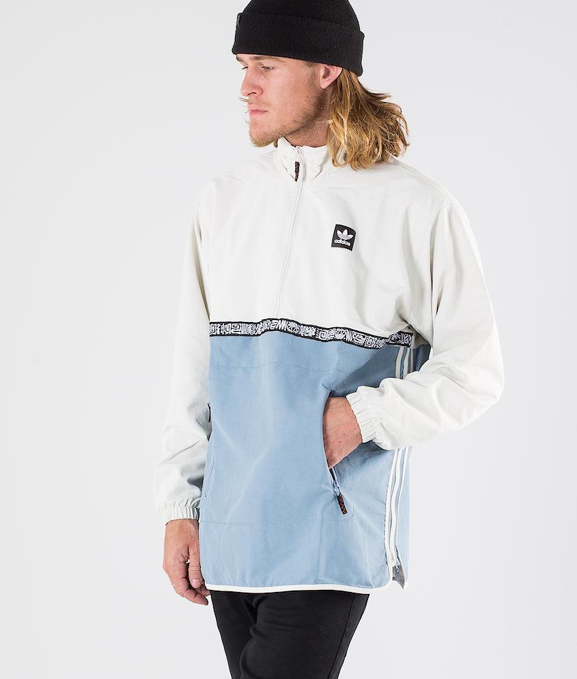 Adidas Skateboarding Dakari Jakke Raw White/Raw Grey S18