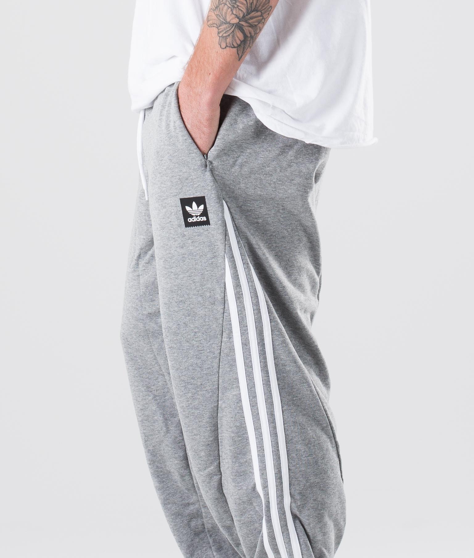 Adidas Skateboarding Insley Sp Pantalon Medium Grey HeatherWhite