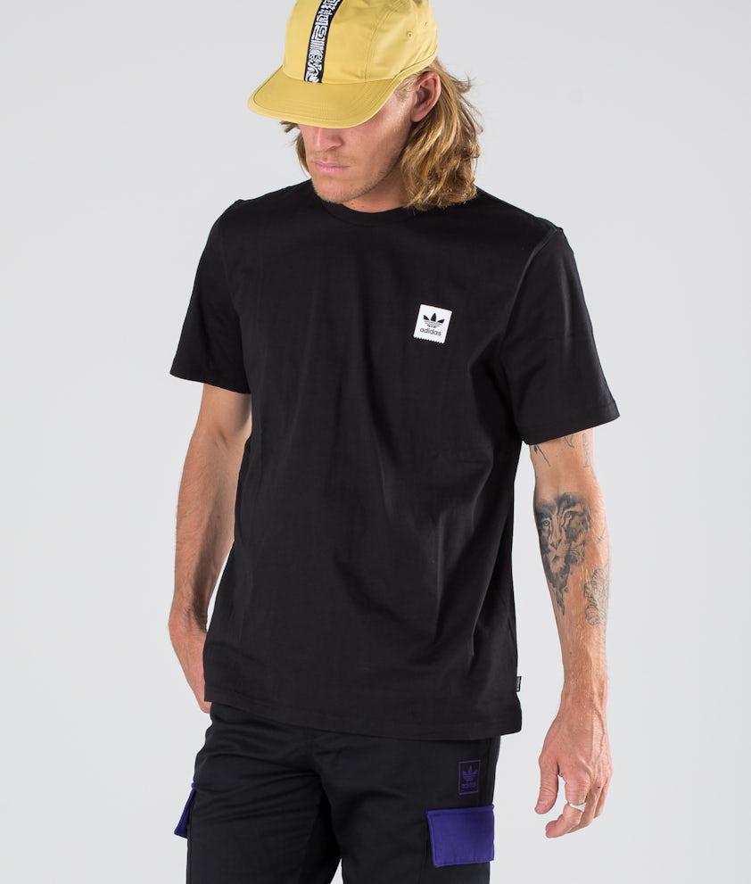Adidas Skateboarding Bb 2.0 T-shirt Black