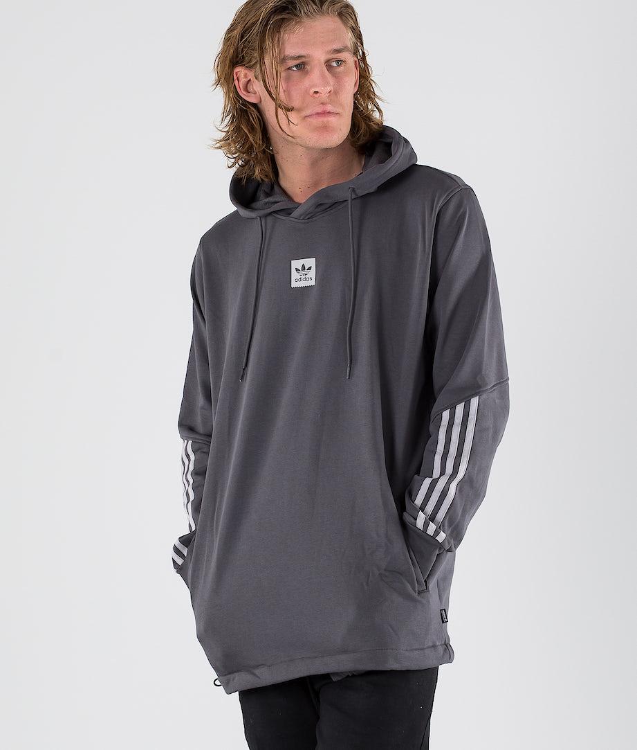 Adidas Skateboarding Cornered Hoodie Dgh Solid Grey/Light Granite