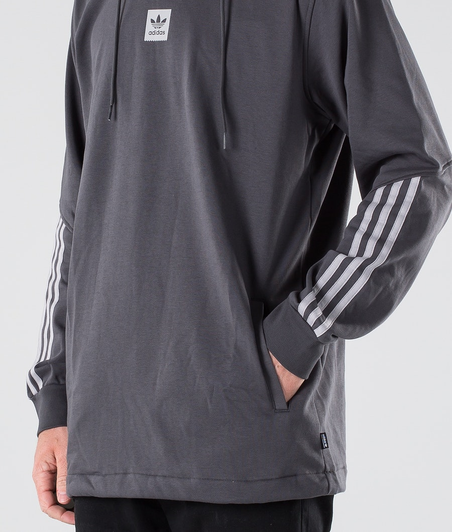 Adidas Skateboarding Cornered Hood Dgh Solid Grey/Light Granite