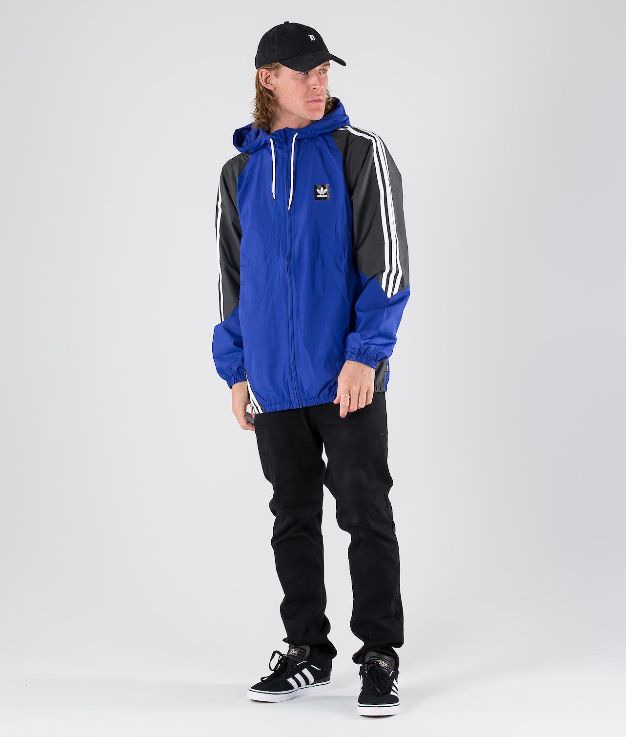 Kjøp Insley Jakke fra Adidas Skateboarding på Ridestore.no - Hos oss har du alltid fri frakt, fri retur og 30 dagers åpent kjøp!