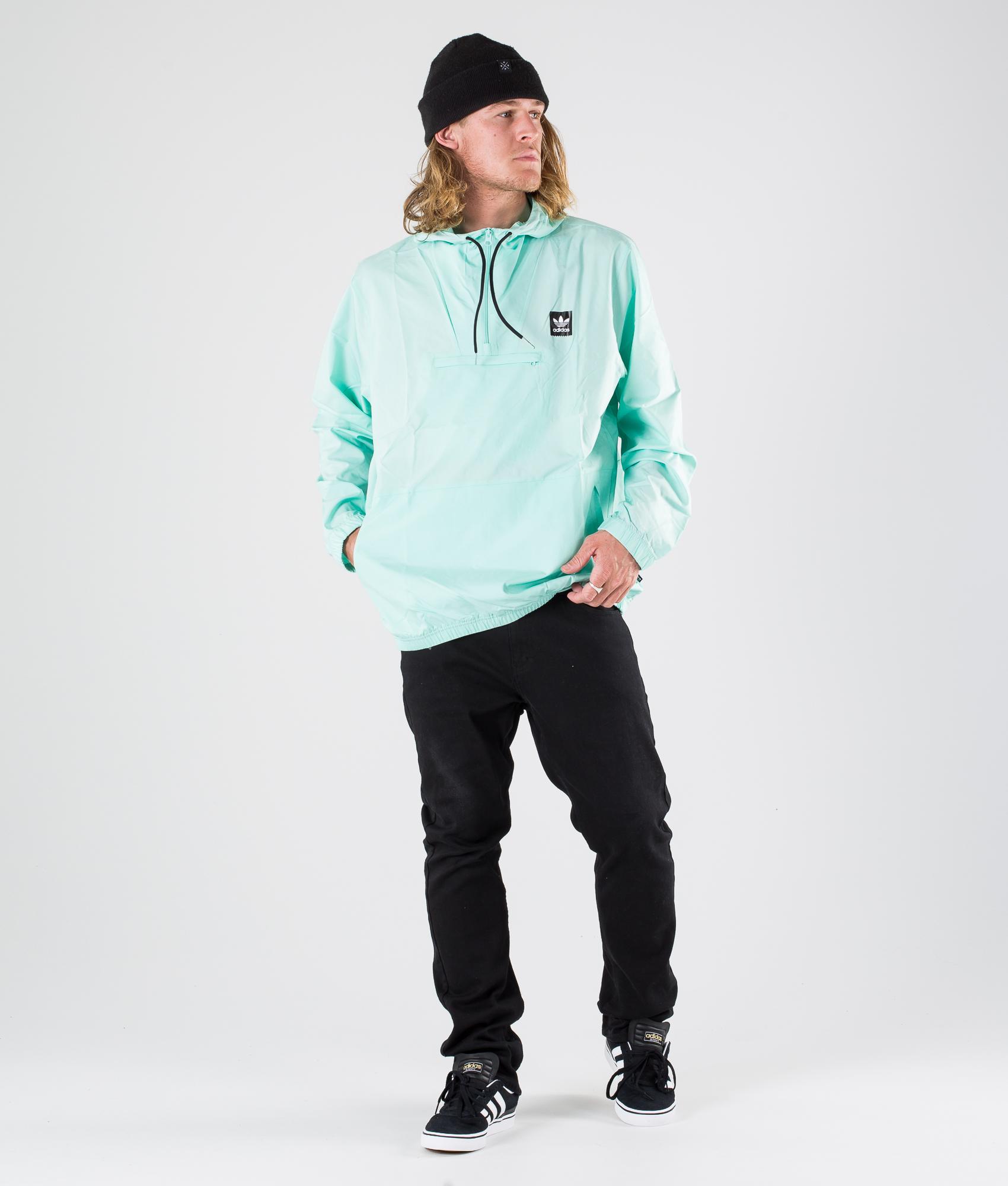 adidas Originals Hip Packable Jacket Mint