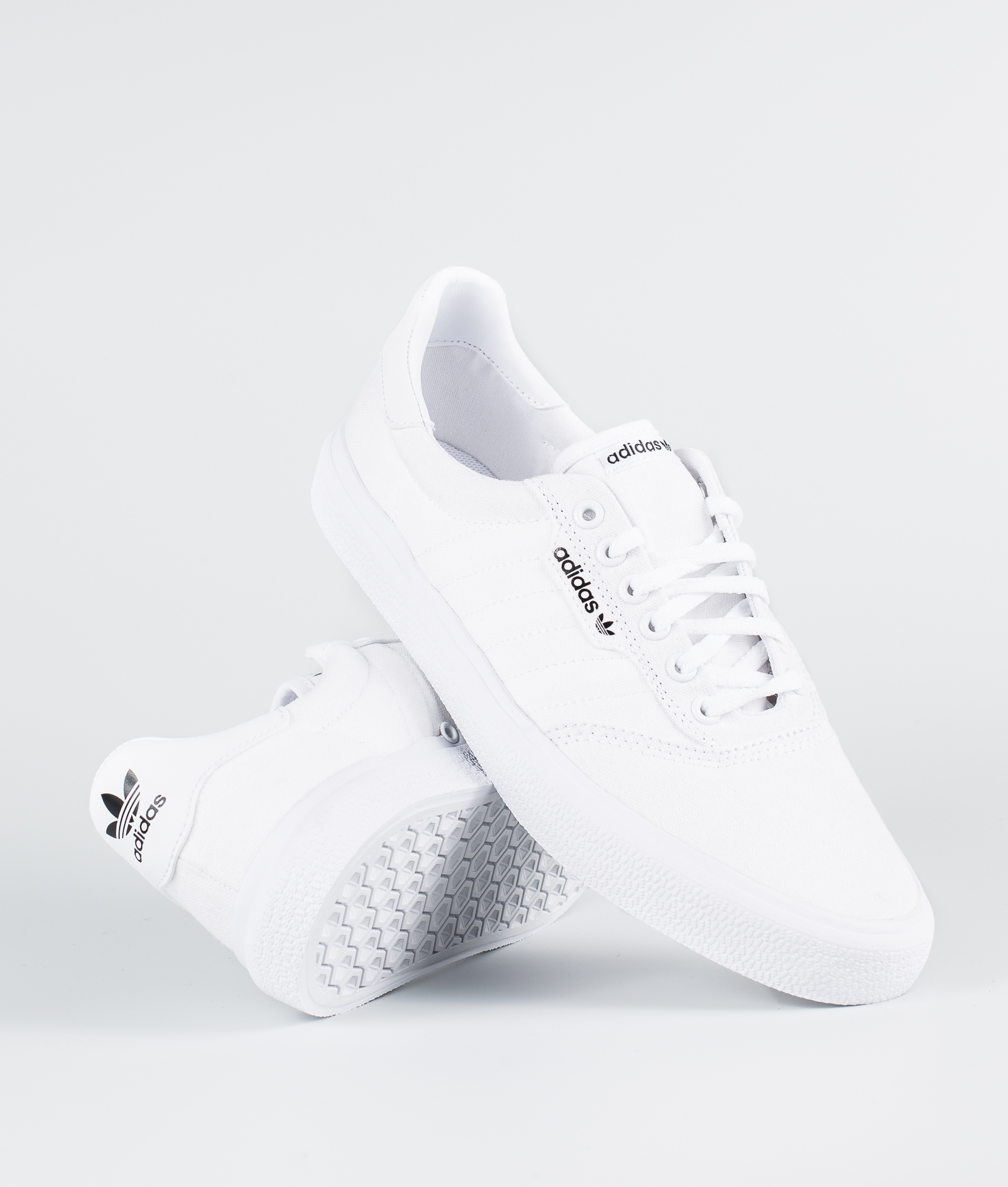 Adidas Skateboarding 3Mc Chaussures Ftwr WhiteFtwr WhiteMetallic Gold