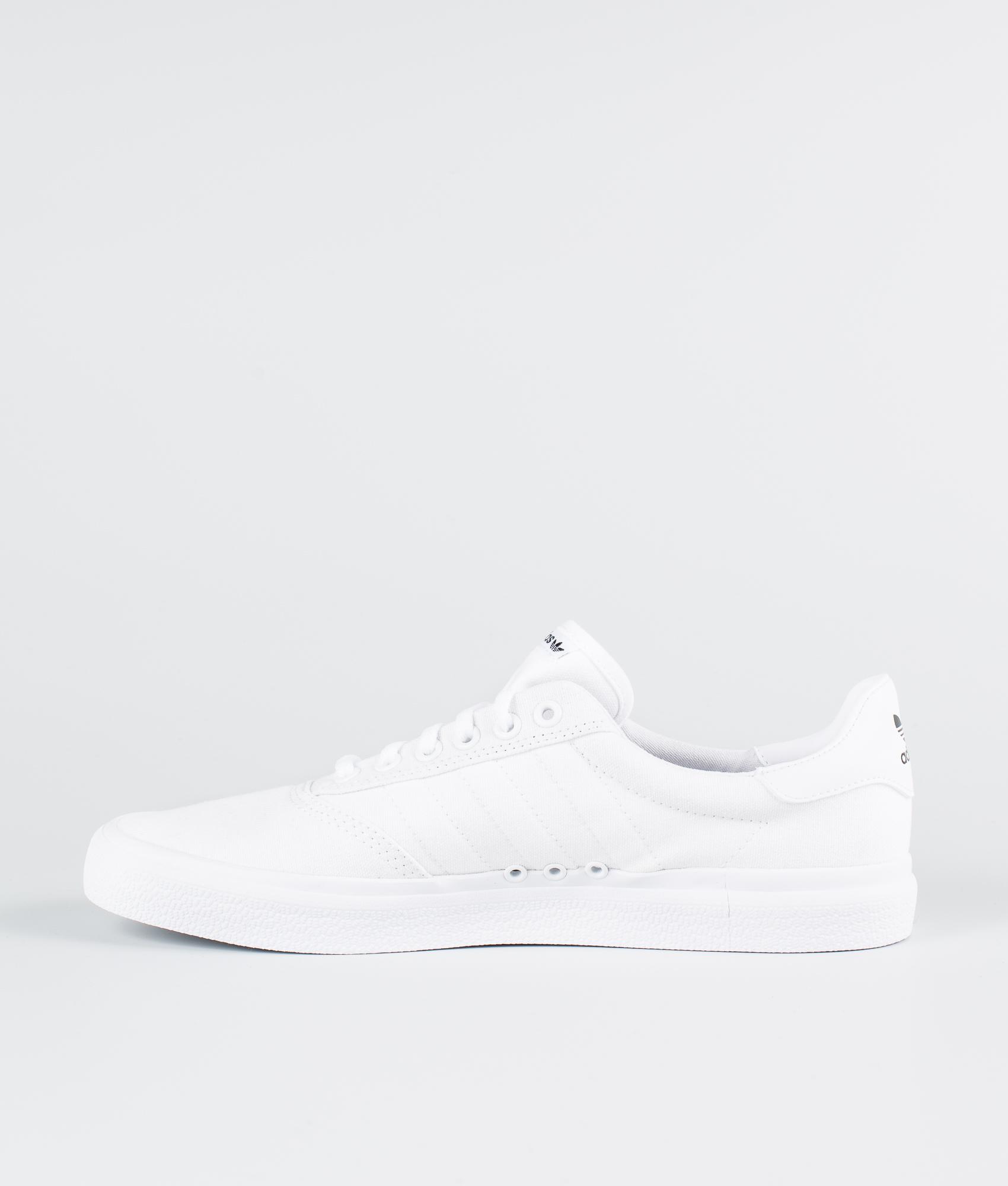 Adidas Skateboarding 3Mc Schuhe Ftwr WhiteFtwr WhiteMetallic Gold