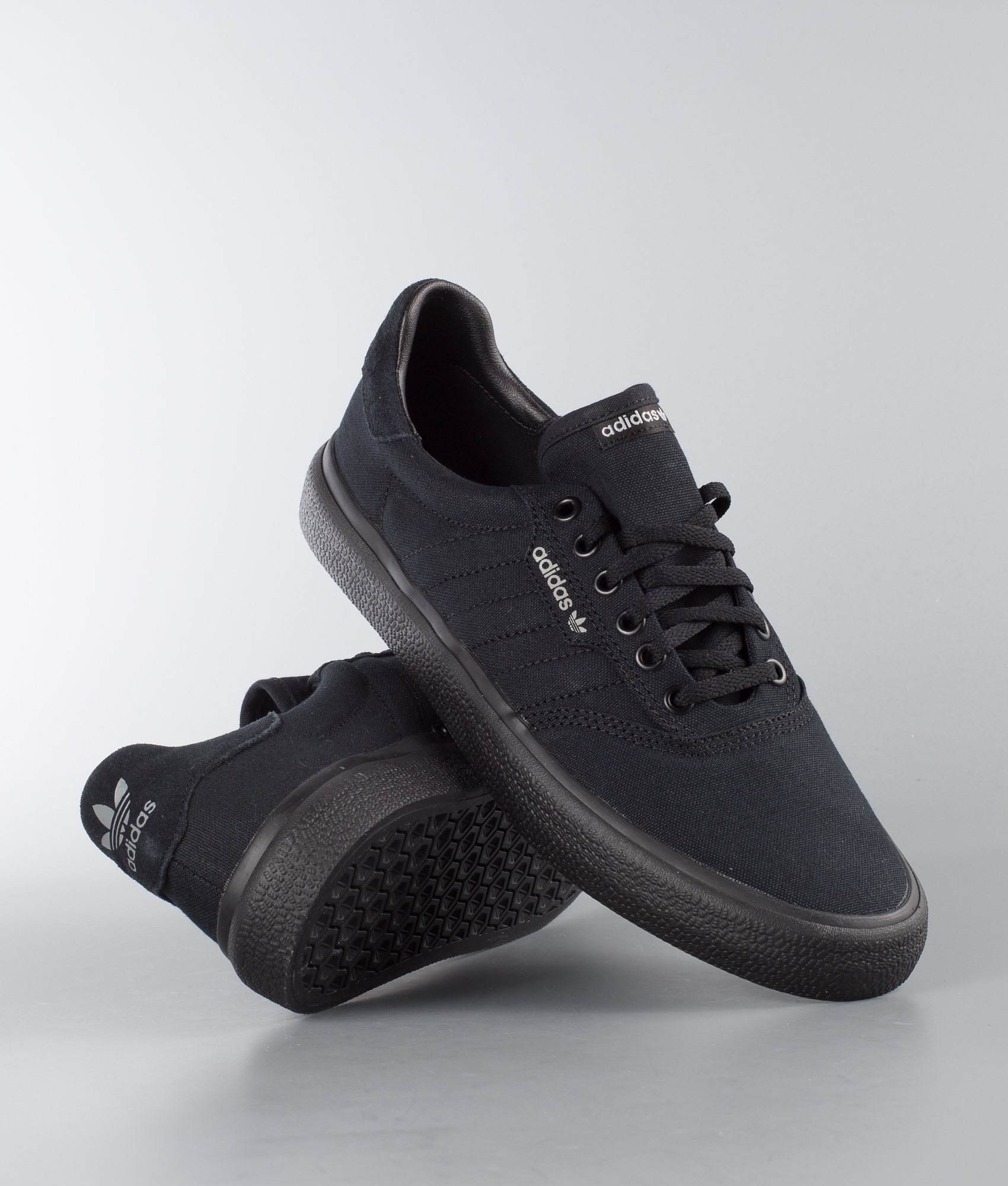 Adidas Skateboarding 3MC Schuhe Core BlackCore BlackGrey