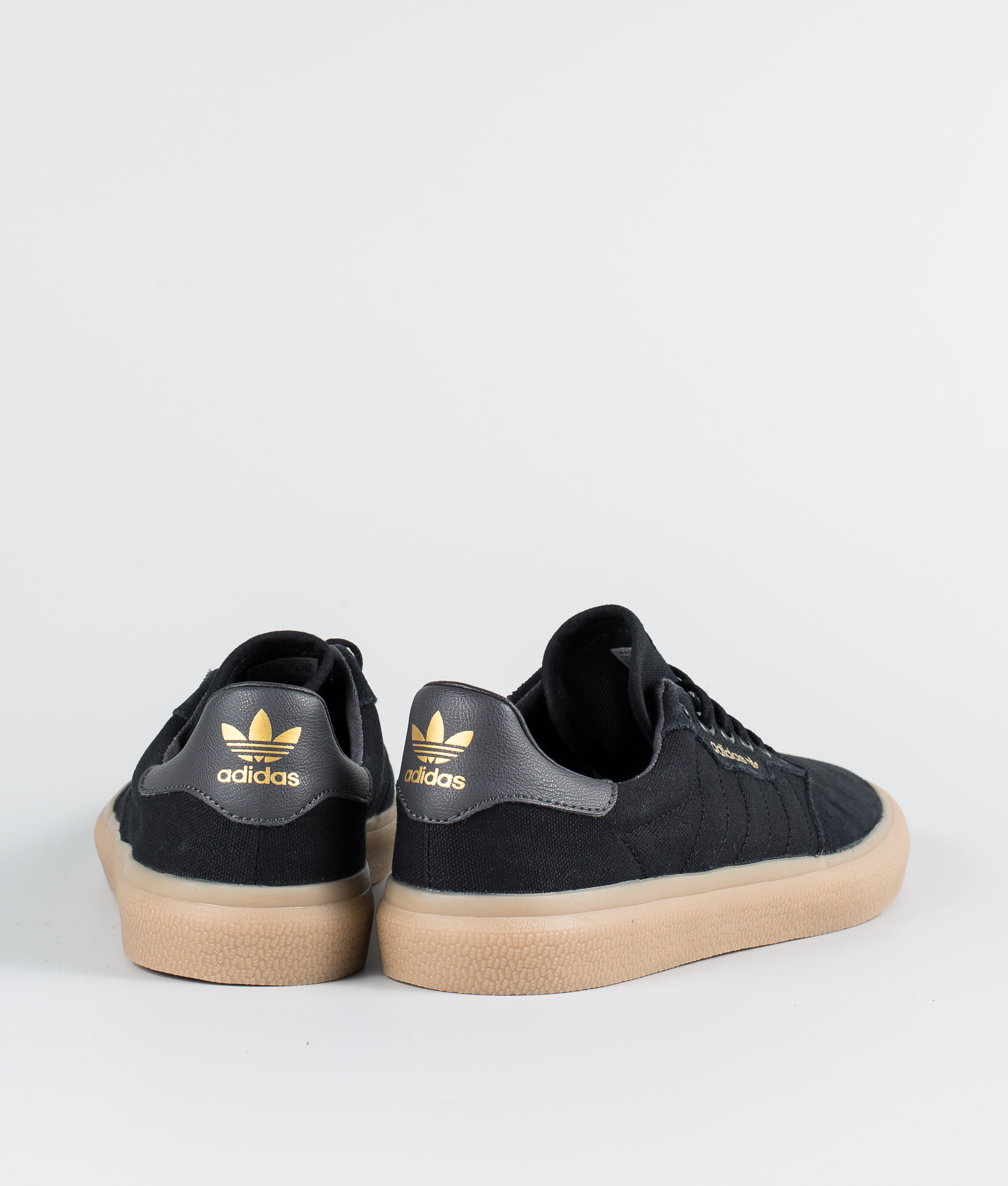 Adidas Skateboarding 3Mc Sko Core BlackDgh Solid GreyGum4