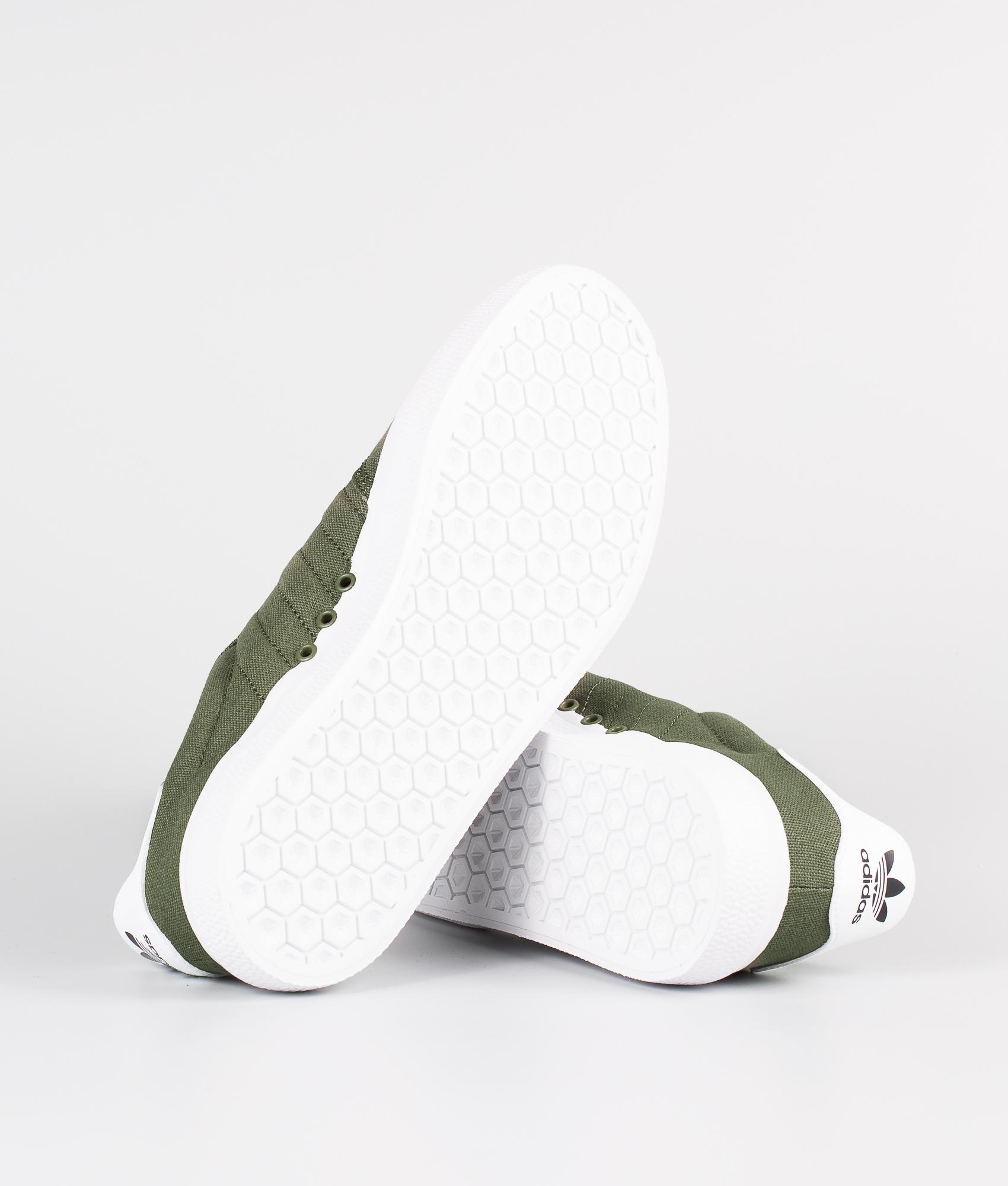 Adidas Skateboarding 3Mc Skor Raw KhakiRaw KhakiFtwr White
