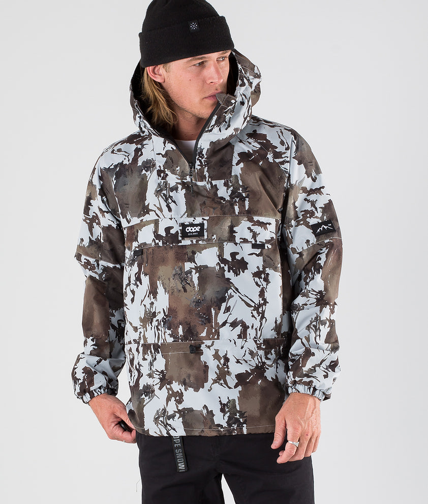 Dope Hiker Outdoor Jacka Dirt Camo
