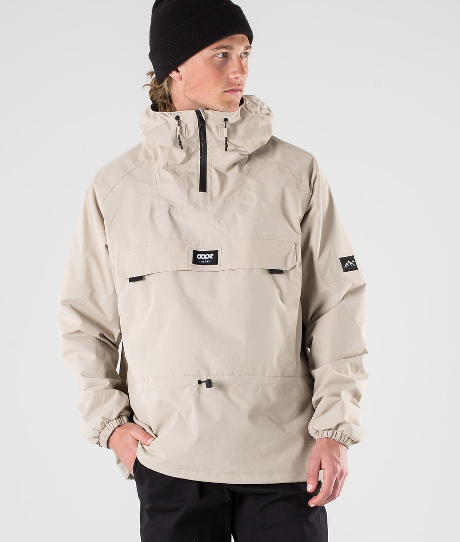 Dope Hiker 19 Outdoor Jacket Sand