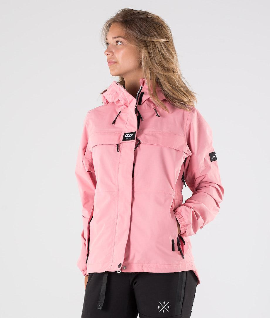 Dope Trekker W Outdoorjacke Pink