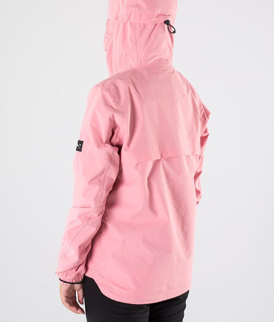 Dope Trekker 19 W Outdoorjacke Damen Pink