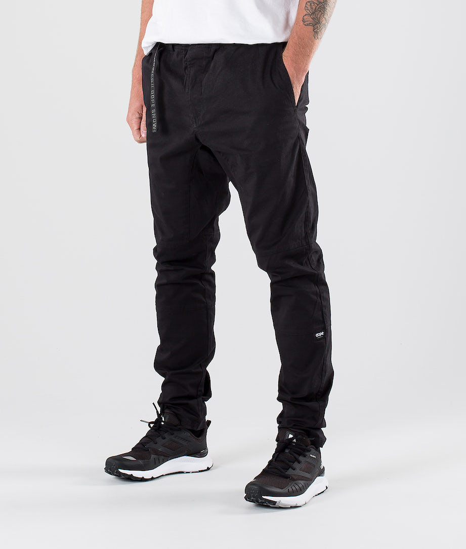 Dope Rover Outdoor Trousers Black