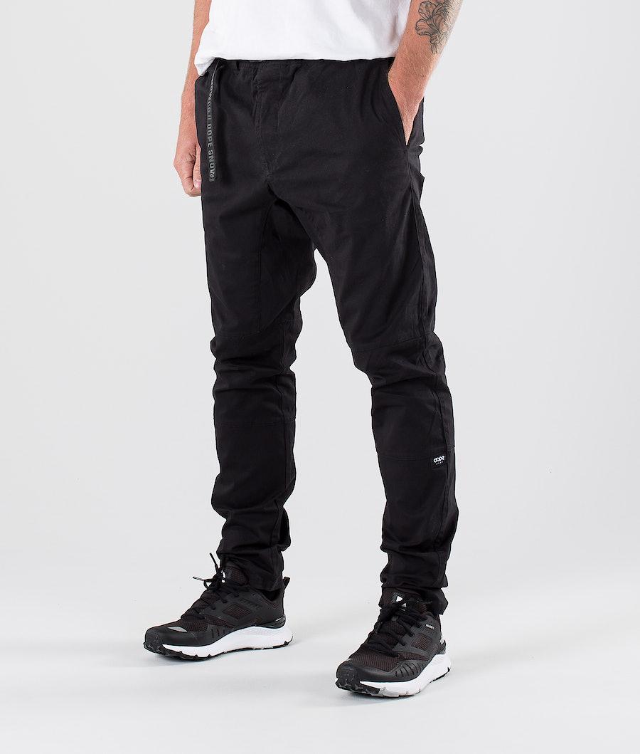 Dope Rover Bukser Black
