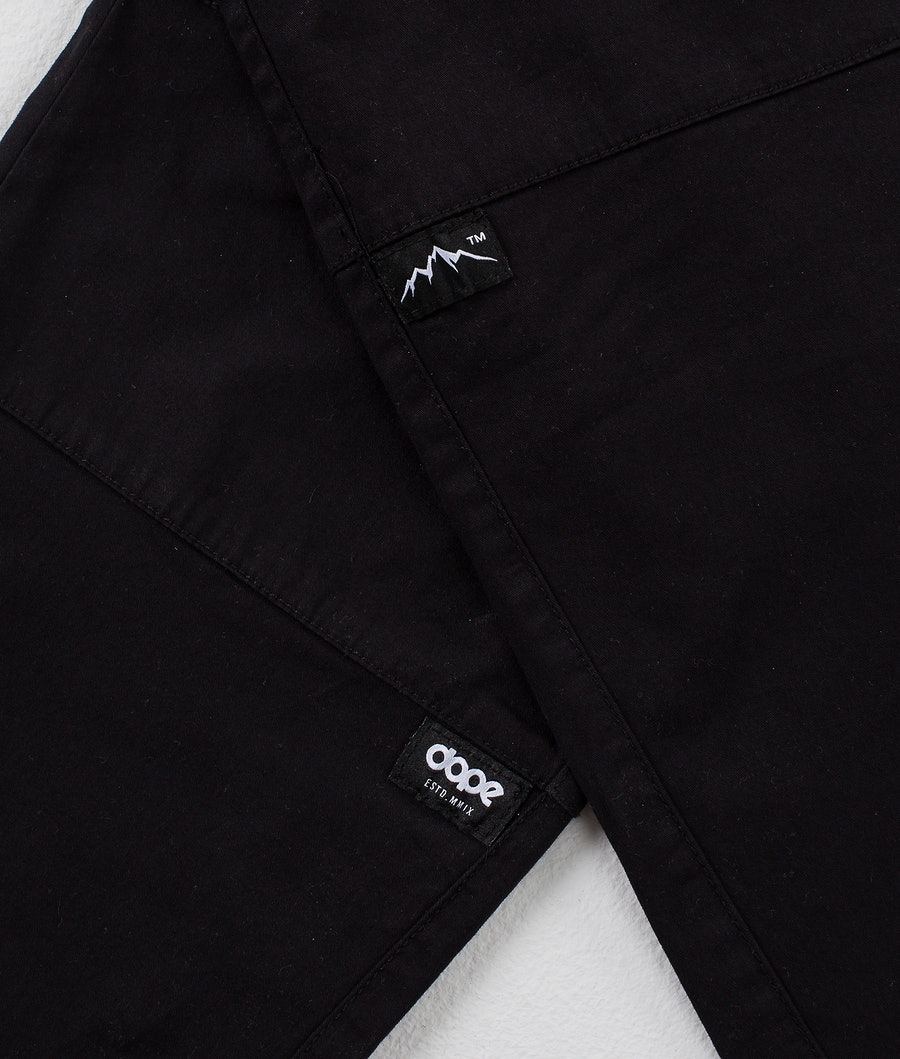 Dope Rover Pants Black