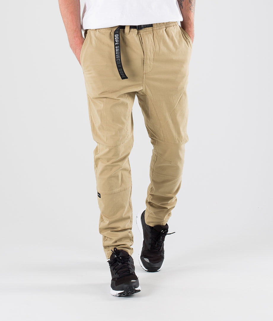 Dope Rover Outdoor Trousers Sand