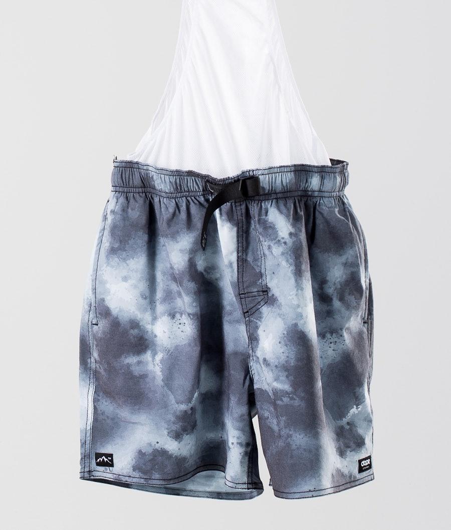 Dope Acendor Swimwear Black Batik
