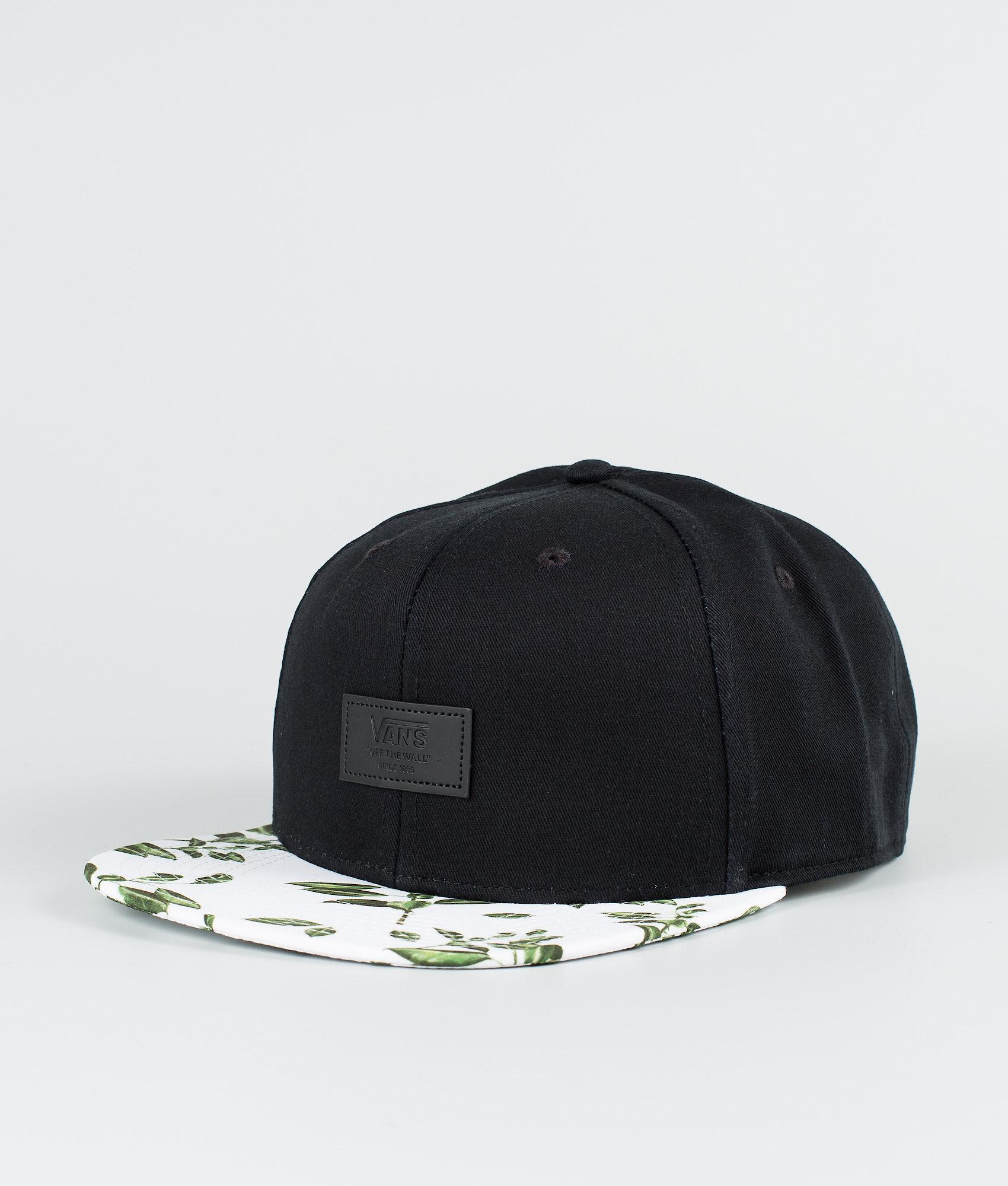 ea0c0f32207 Vans Allover It Cap Black Rubber Co. Floral - Ridestore.com