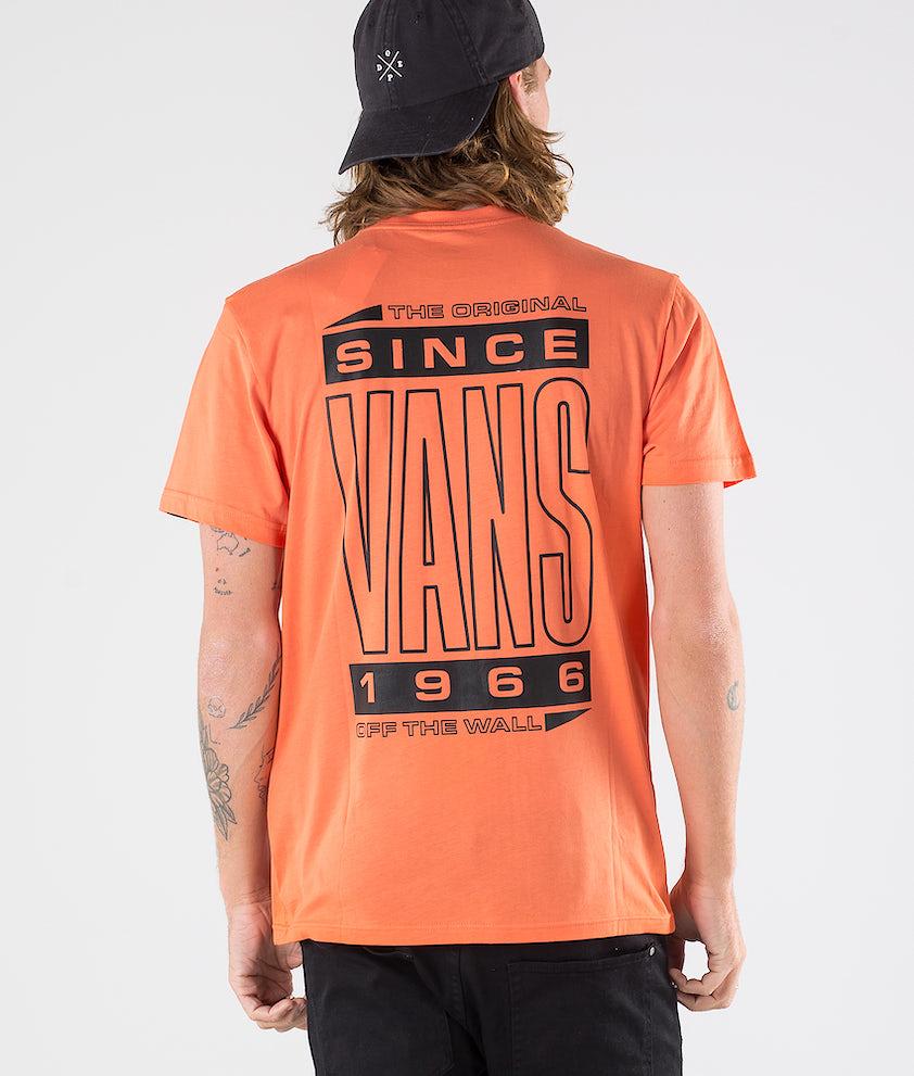 Vans High Type Ss T-shirt Emberglow