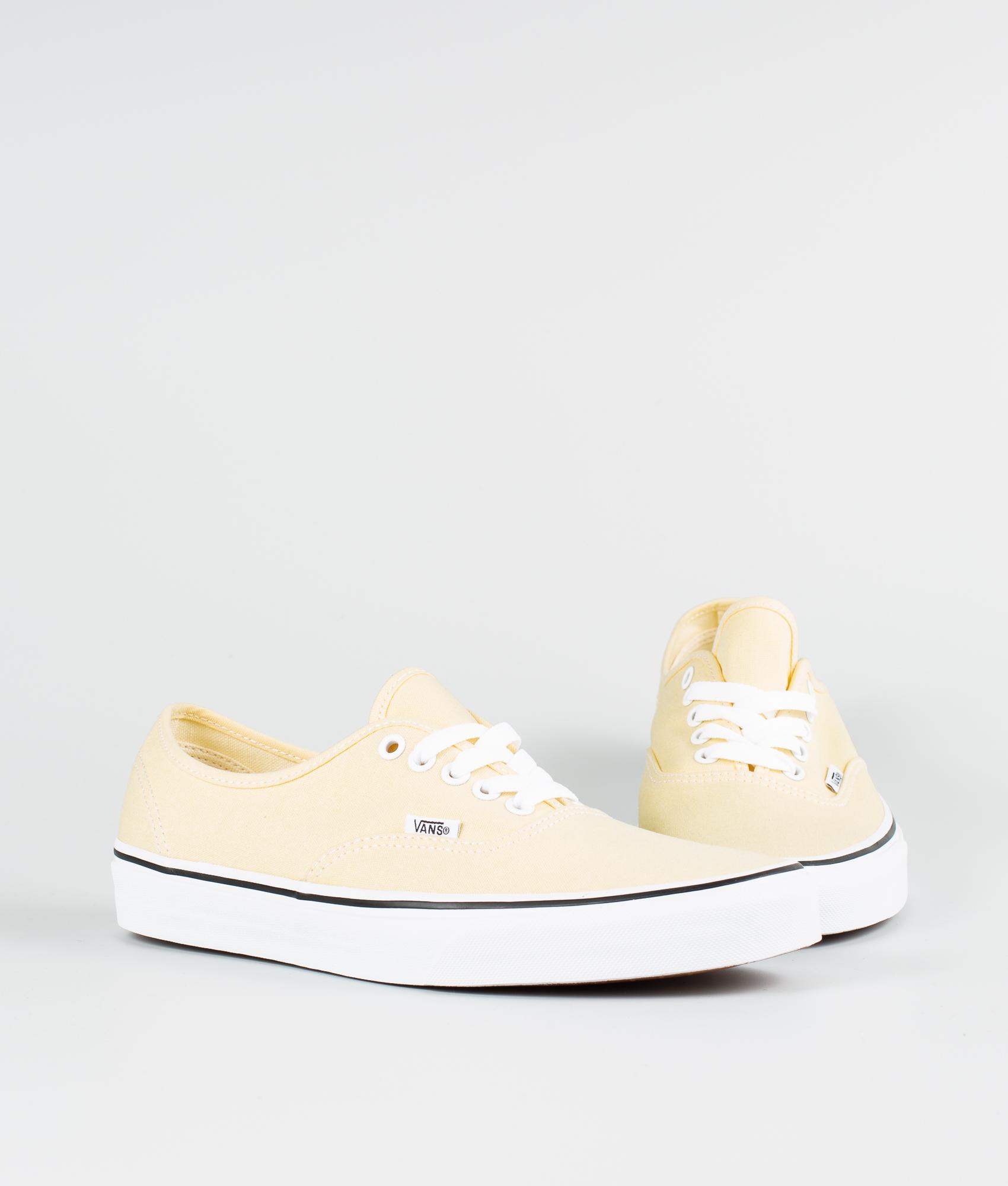 Vans Authentic Schuhe Vanilla CustardTrue White