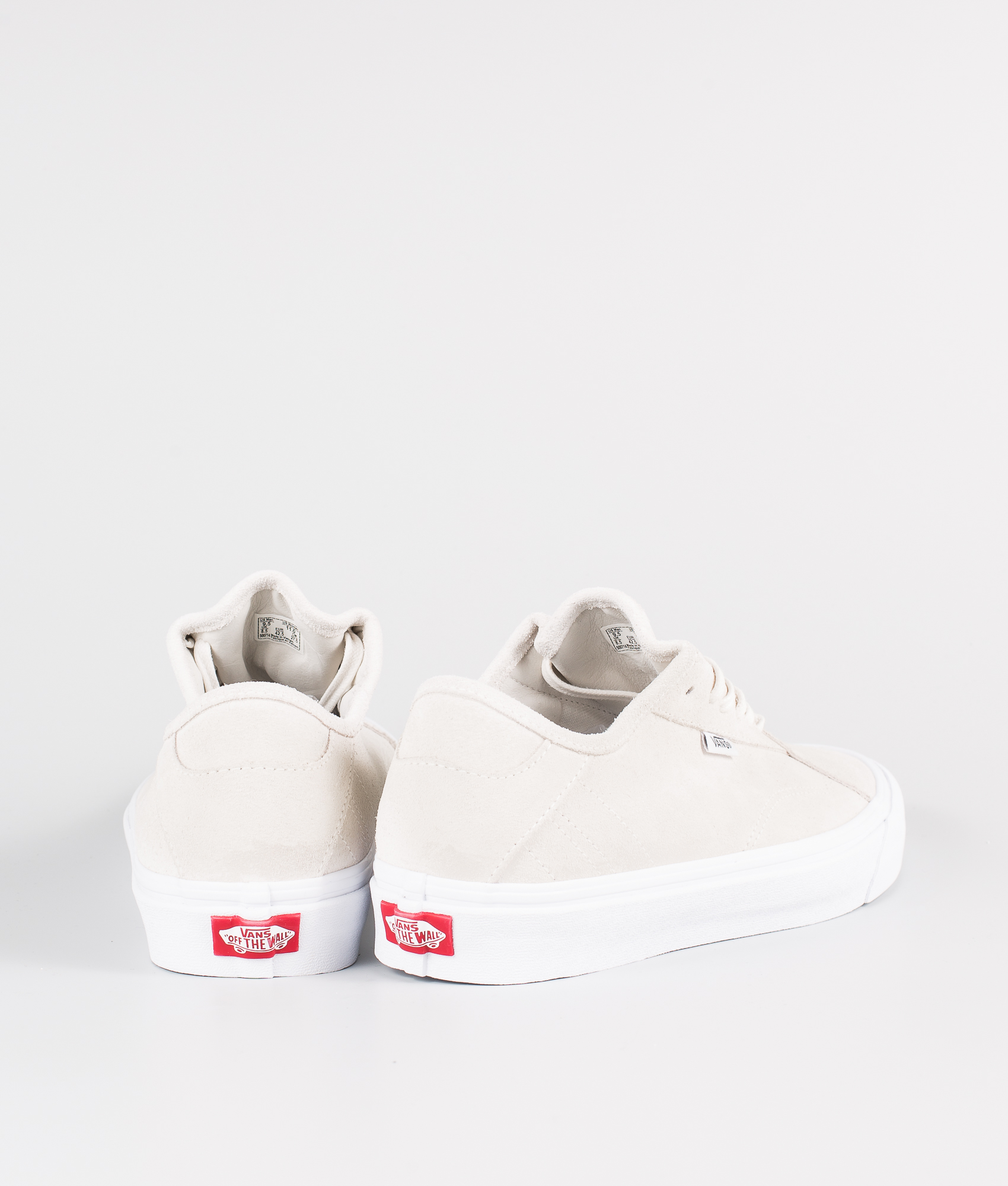 Vans Diamo Ni Shoes (Suede) Blanc De