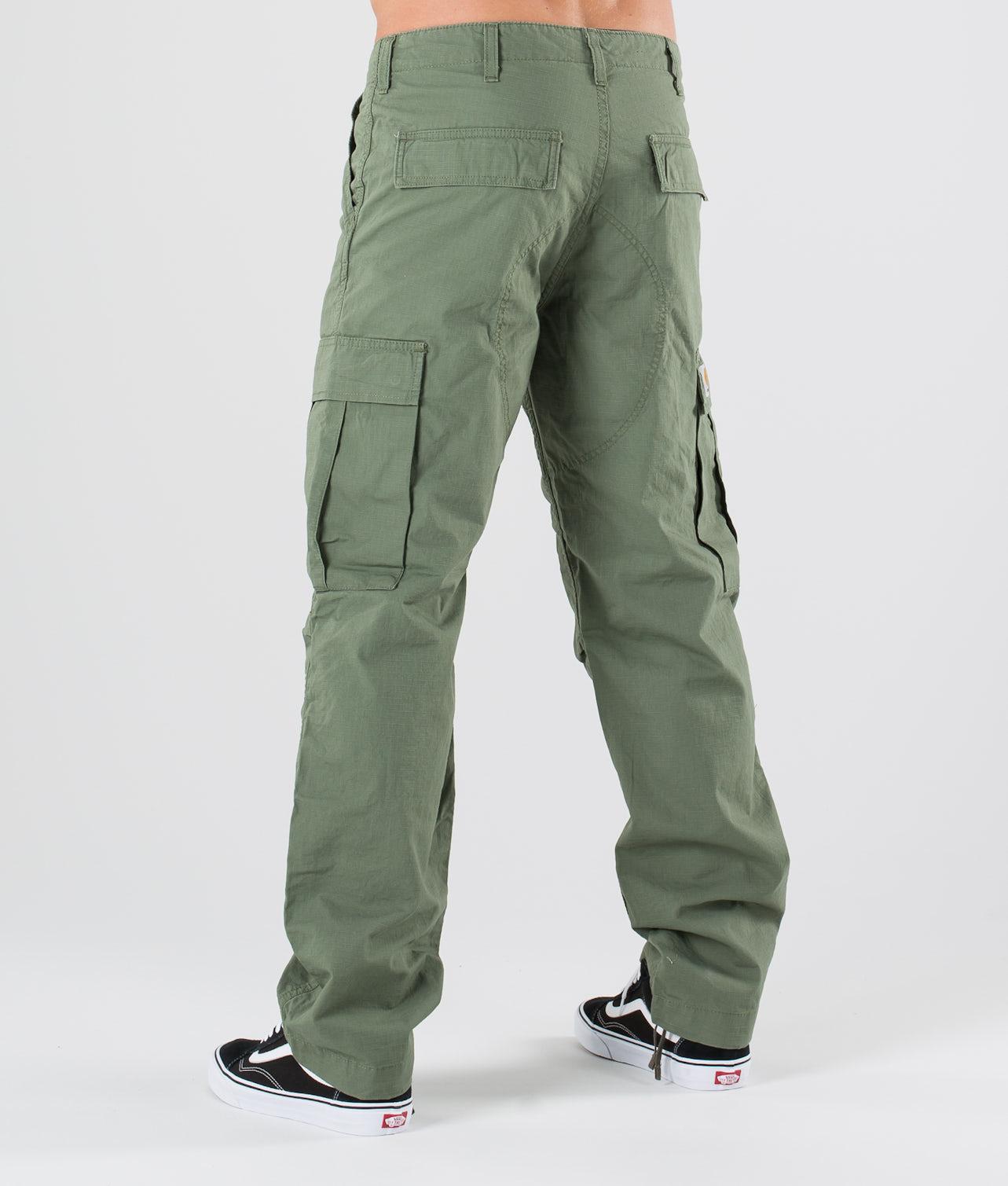 Kjøp Regular Cargo Pant Bukser fra Carhartt på Ridestore.no - Hos oss har du alltid fri frakt, fri retur og 30 dagers åpent kjøp!