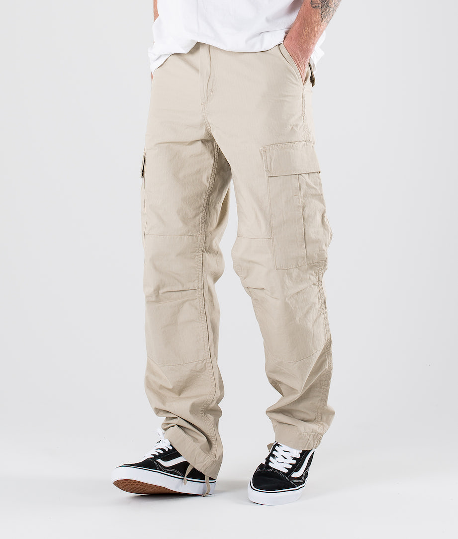 Carhartt Regular Cargo Pant Housut Wall