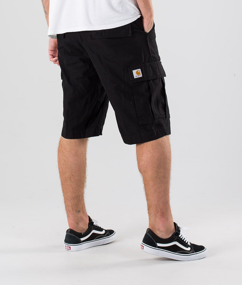 Carhartt Regular Cargo Short Shorts Black