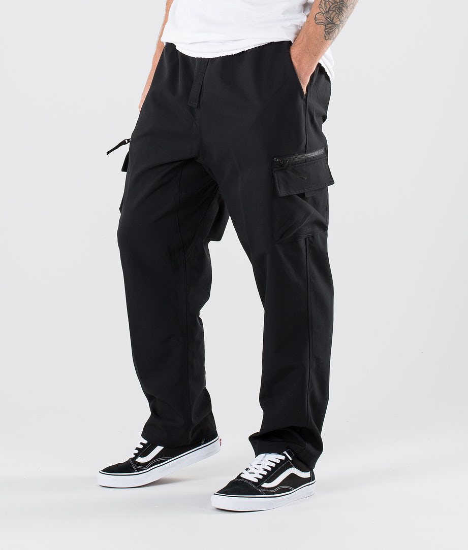Carhartt Elmwood Pant Housut Black