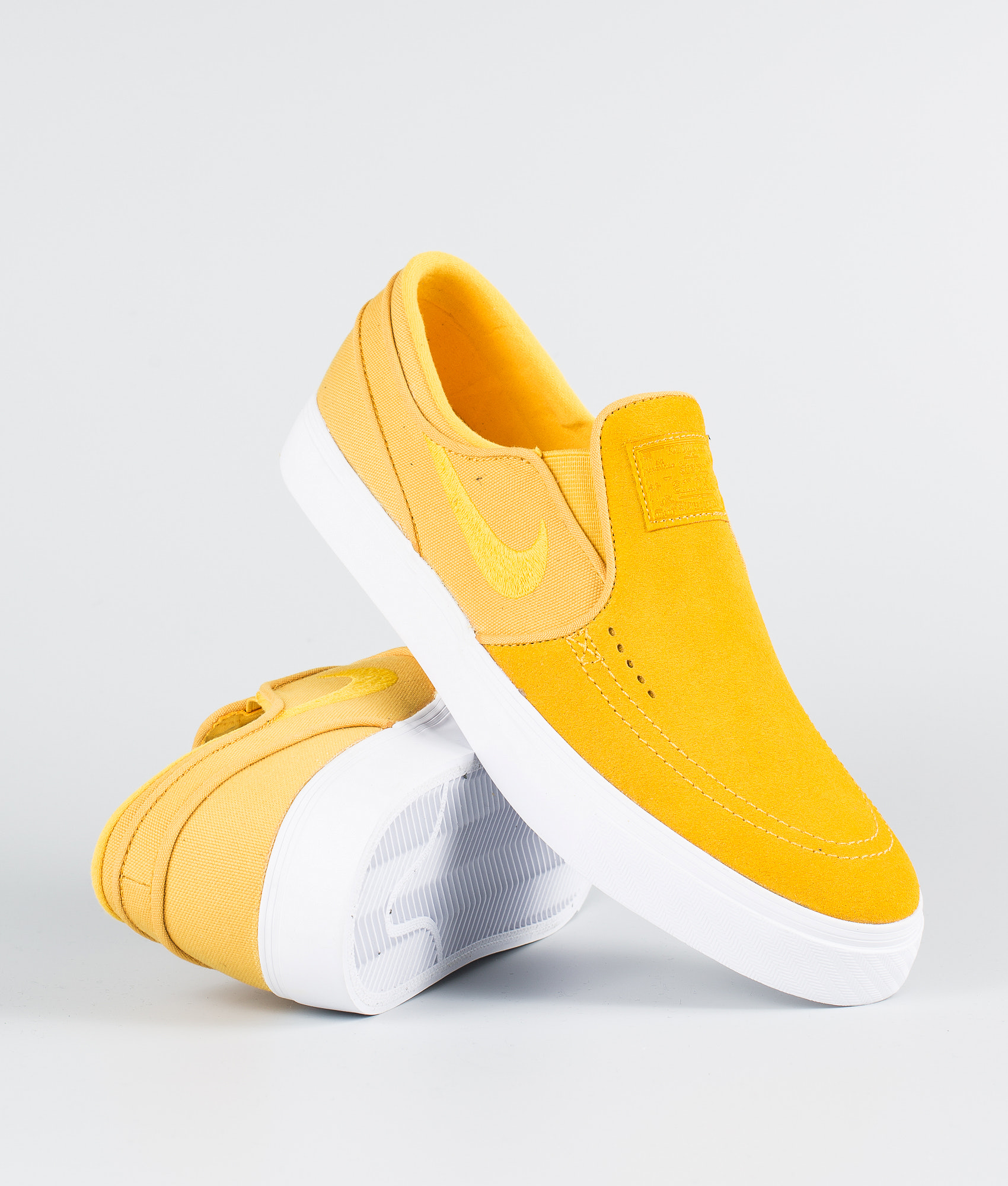 88f432c173e Nike Zoom Stefan Janoski Slip Shoes Yellow Ochre Yellow Ochre-White ...