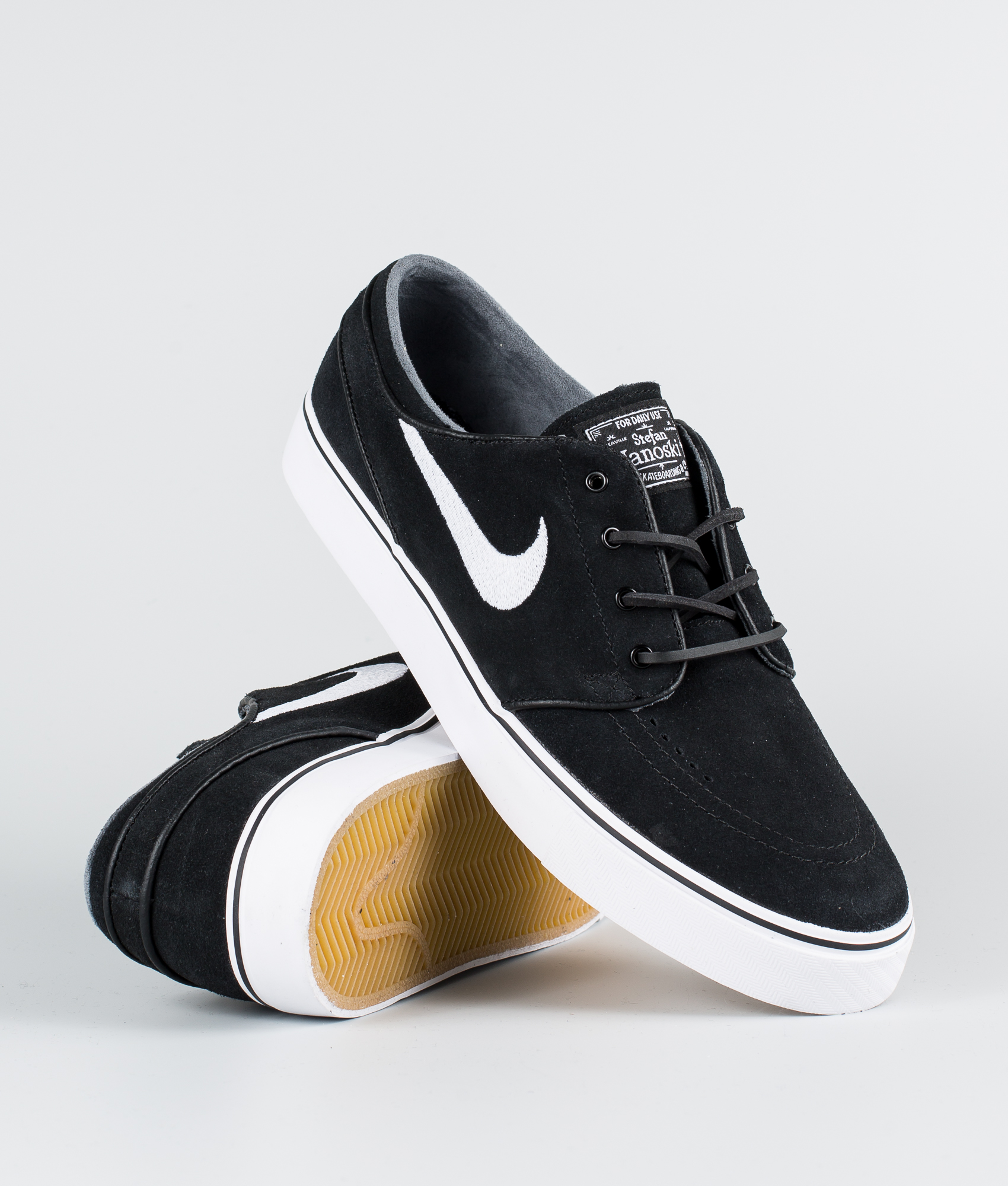 livraison gratuite 15bb9 d952f Nike Zoom Stefan Janoski Og Shoes Black/White-Gum Light Brown