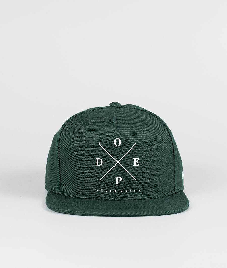 Dope 2X-Up Keps Green