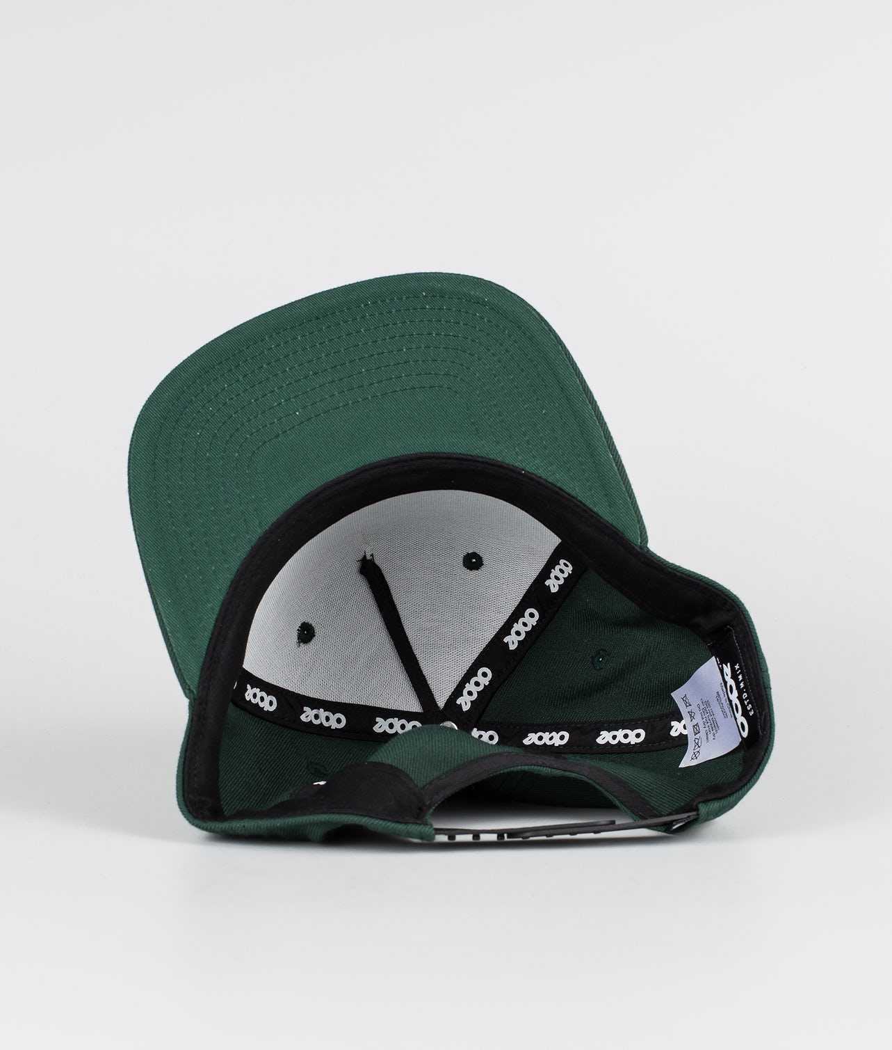 Dope 2X-Up Caps Green