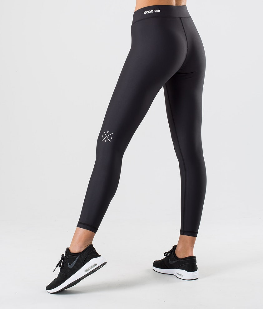 Dope Razor Leggings Black