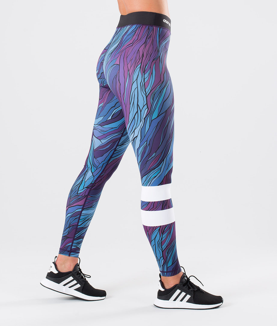 Dope Razor Leggings Waterfall
