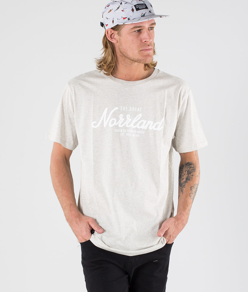 SQRTN Great Norrland T-shirt Off White