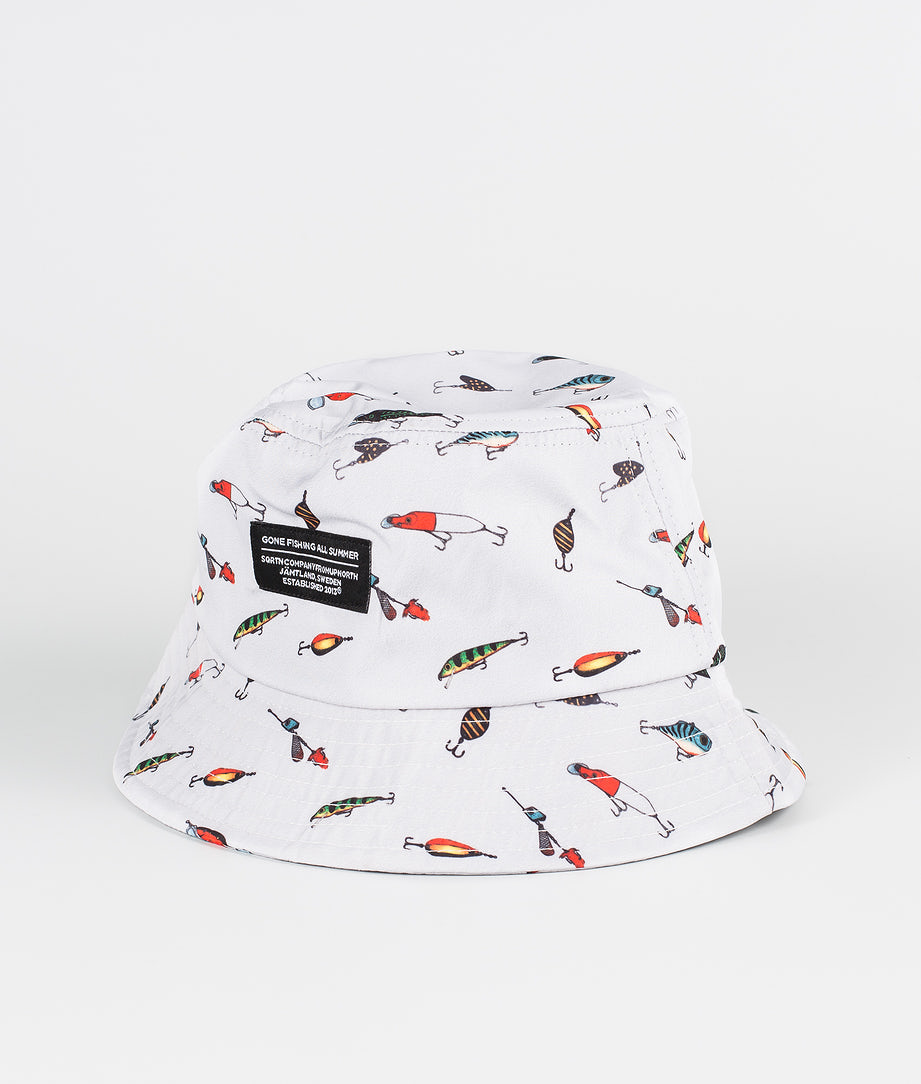 SQRTN Bucket Hat Other Lure Grey
