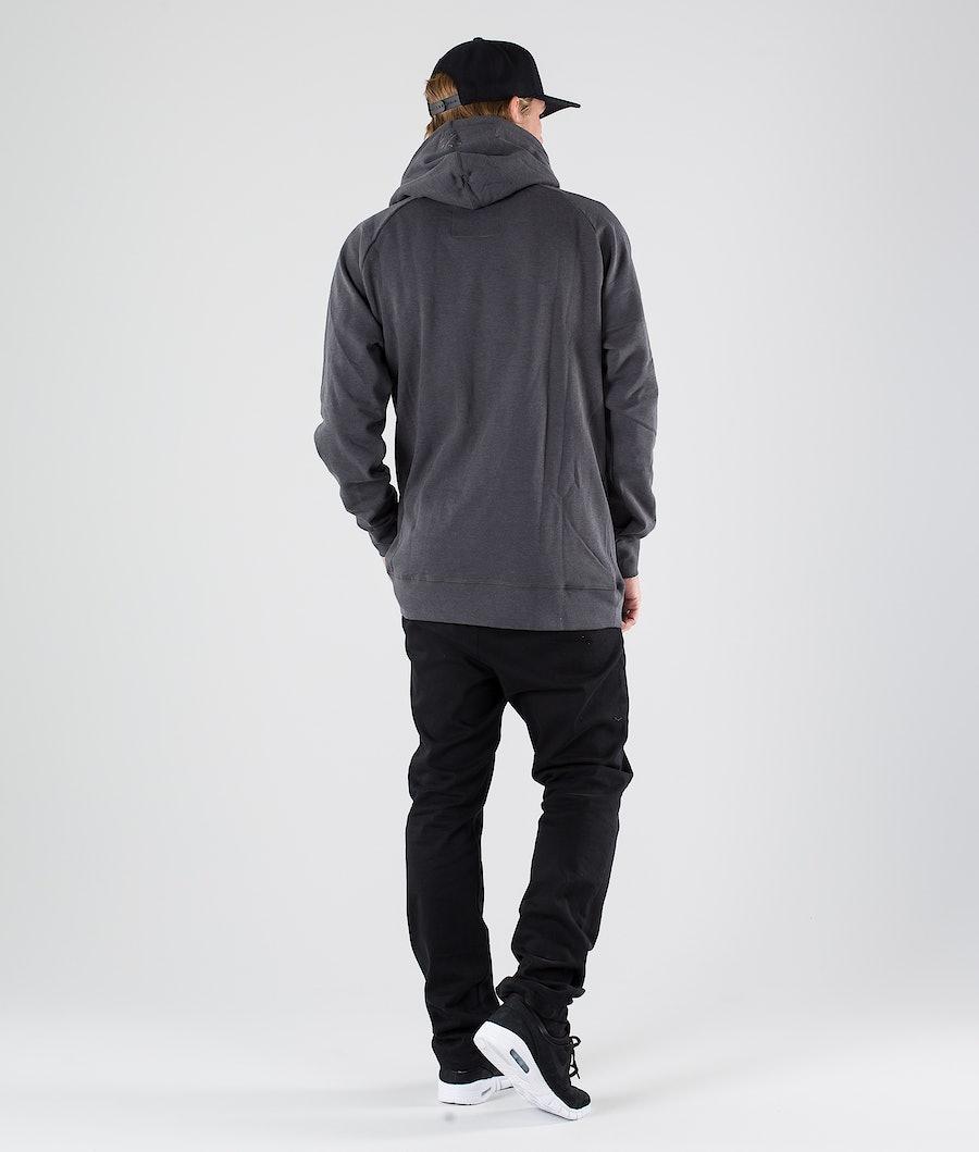 Montec Classic Hood Dark Greymelange