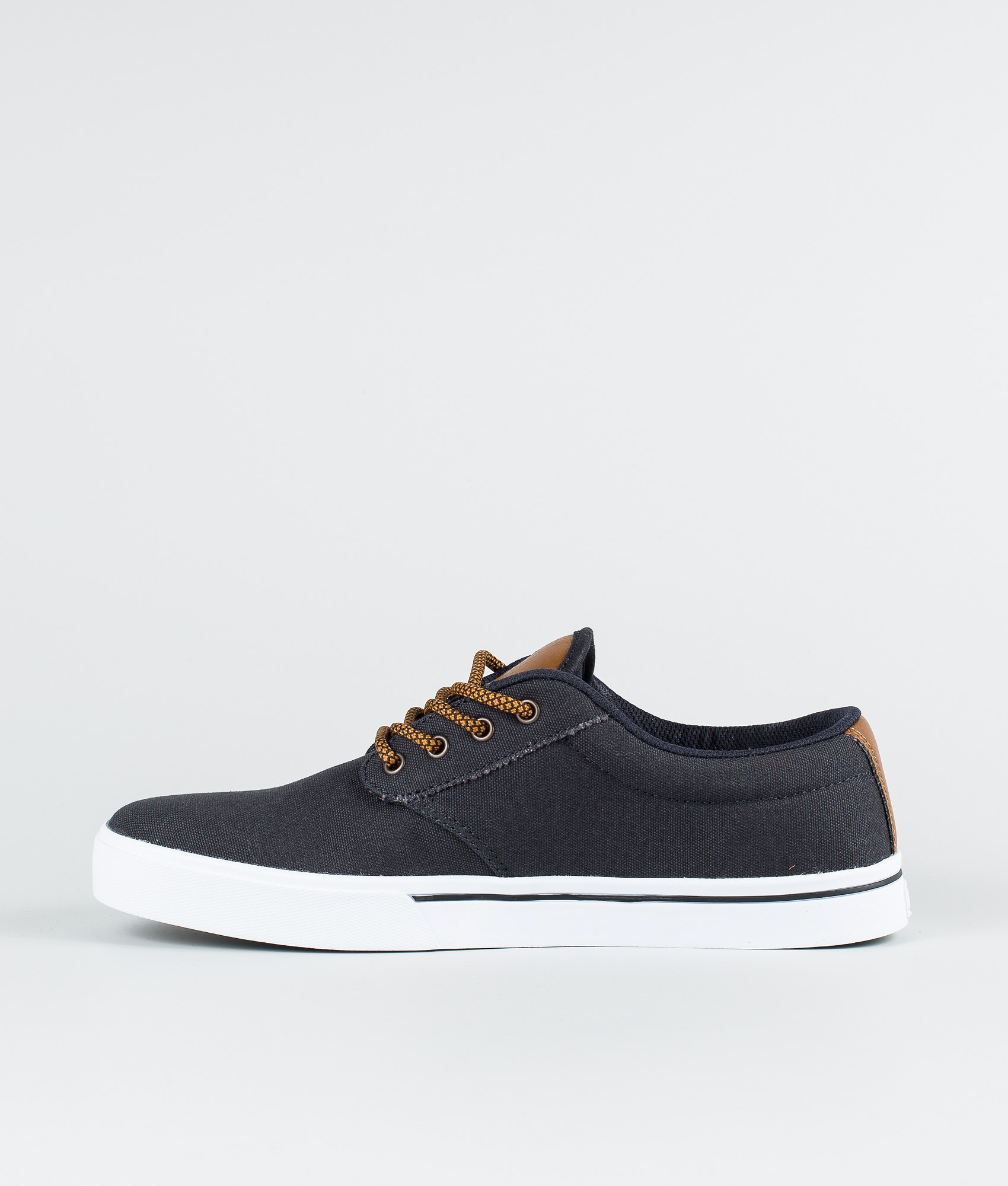 7e074c5ef2 Etnies Jameson 2 Eco Shoes Navy Tan White - Ridestore.com