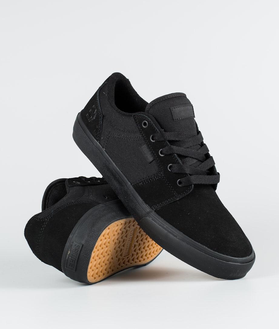 Etnies Barge LS Chaussures Black/Black/Black