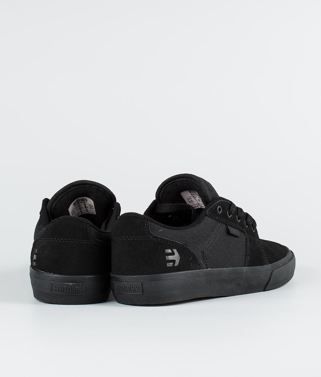 new style 8d091 1ea75 Etnies Barge LS Scarpe Black/Black/Black