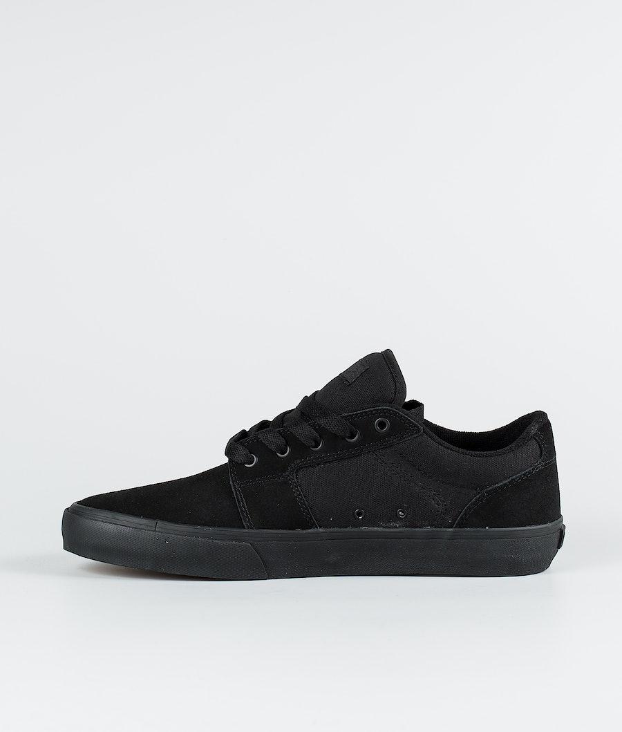 Etnies Barge LS Sko Black/Black/Black