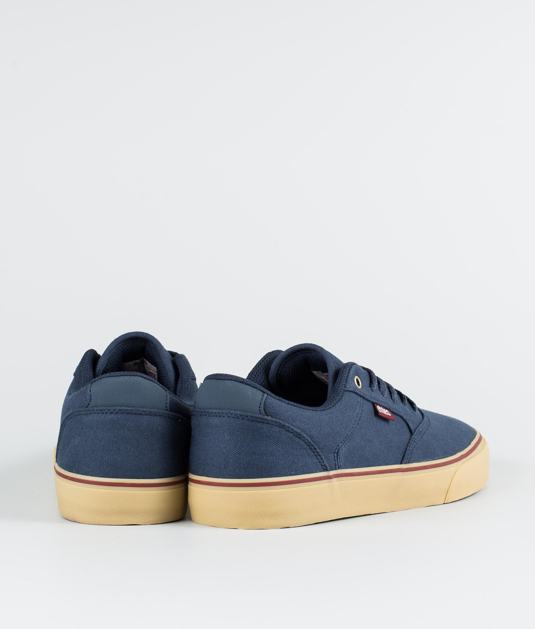 Etnies Blitz Shoes Navy/Gum - Ridestore.com