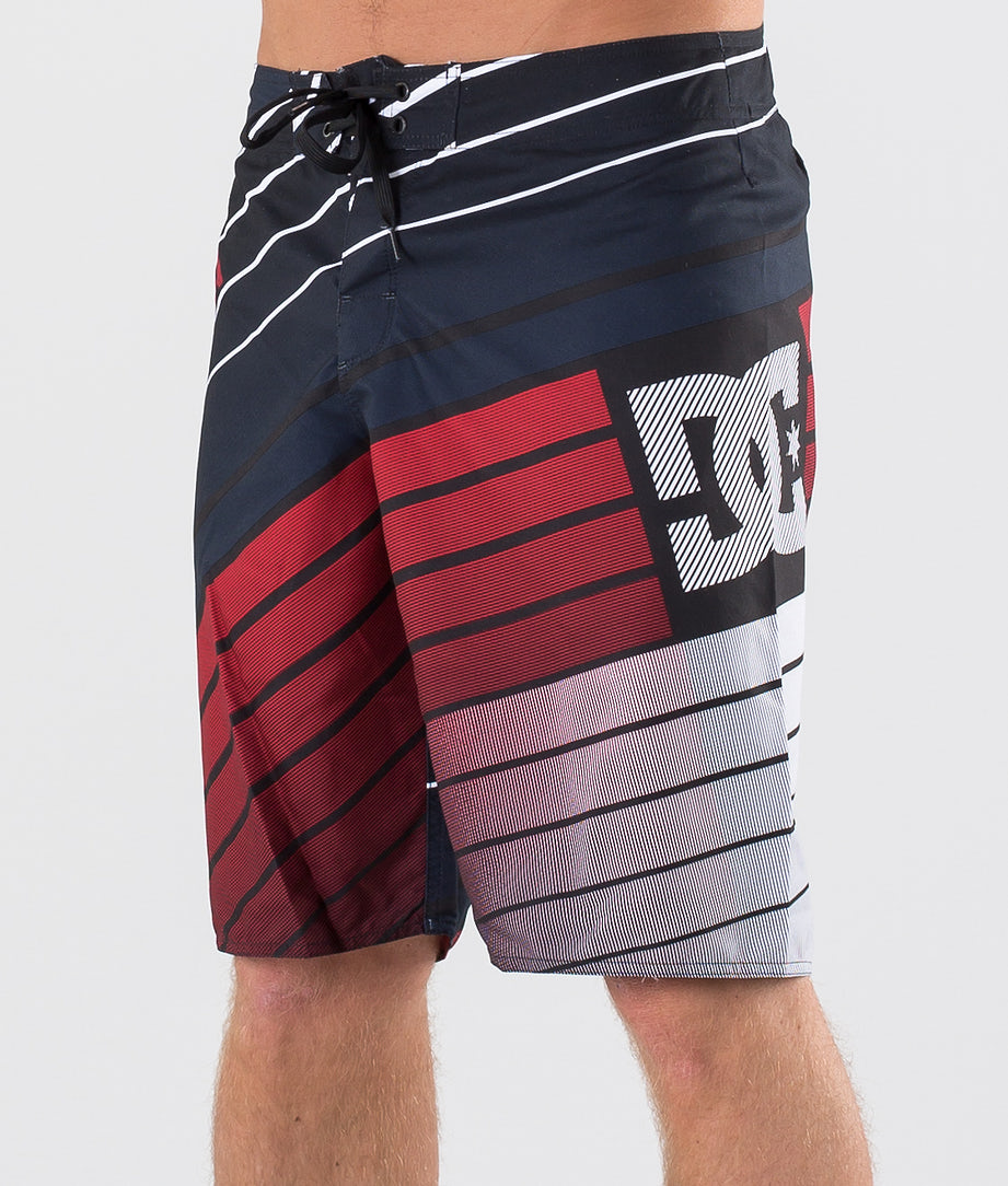 DC Finish Soon 21 Badshorts Black Iris