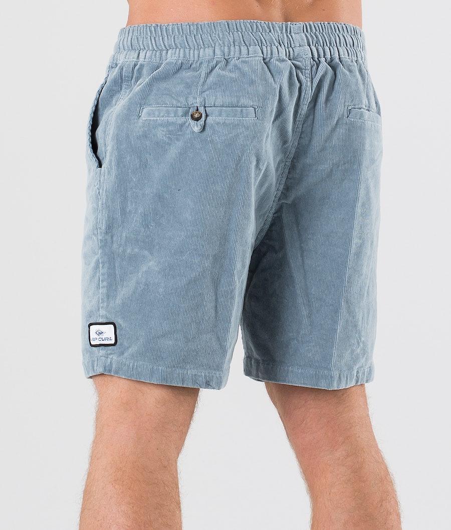 "Rip Curl Orbit Cord 18"" Walkshort Shorts Mid Blue"