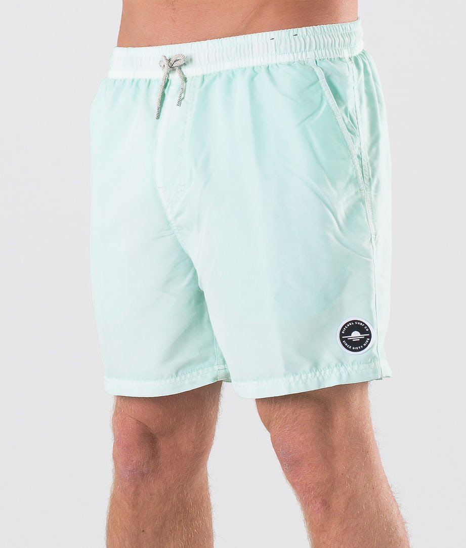 Rip Curl Volley Sunset Shades 16'' Uimashortsit Light Blue