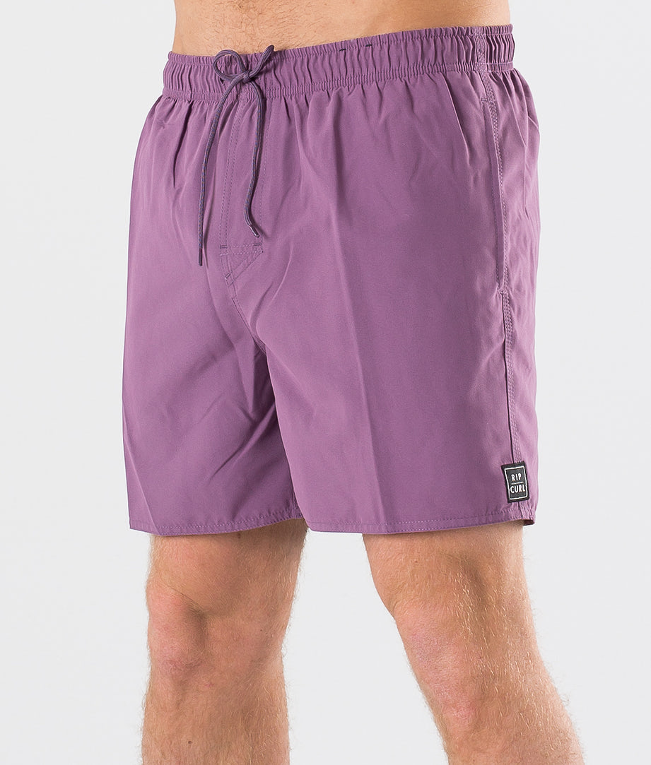 Rip Curl Volley Fly Out 16'' Uimashortsit Plum
