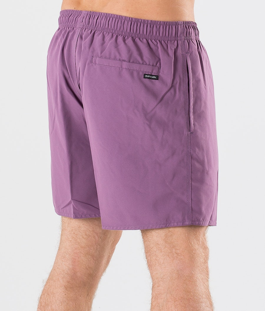 Rip Curl Volley Fly Out 16'' Badeshorts Plum